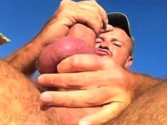 hunk solo with yummy cock - unbelievable