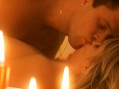 Beautiful Blonde MILF Makes Love To Her BF