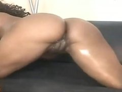 Black pussy squirt