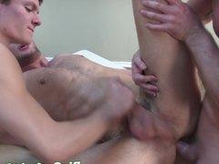 Spencer Fox loves big cock in threeway