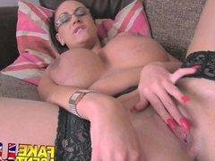 FakeAgentUK - porn actress with massive tits