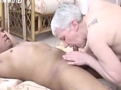 Hot blonde just lay and fuck