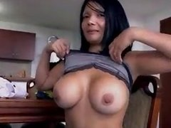 Busty milf fucked doggy style