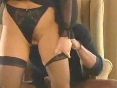 Blonde MILF Wants A Big Black Cock