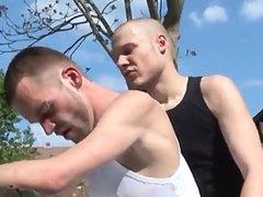 Michael Beck and Julian Schmidt Raw