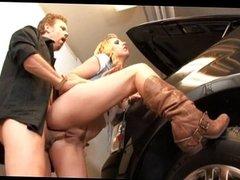 Lexi Belle Car Mechanic