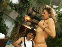 Big Macky fucking a hot Latina