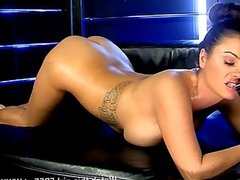 Kandi Kay on all fours and looking hot