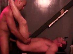 Antonio Biaggi and Mike Dozer Raw