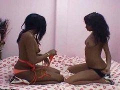 Black lesbians go clit to clit