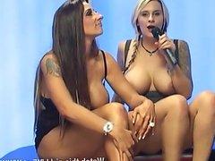 Tina Love and Jessica Lloyd G G action