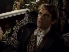 Ben Barnes goes gay in Dorian Gray
