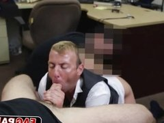 Hot dude in a tuxego got ass fucked