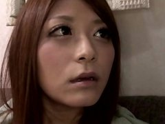 Close up asian babes masturbation action