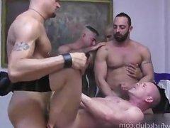 Antonio, Luca, Nick, Derrick and Patrick Raw