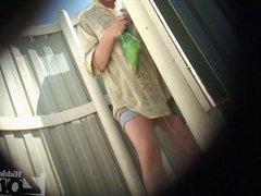 Camera in a beach cabin 1530