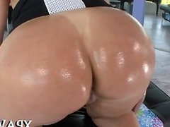 Bitch with stunning ass gets nailed