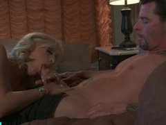 Romantic Oral Sex Scene with Stormy Daniels