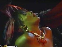 Ebony Gypsy Getting Banged