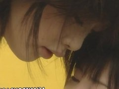Dazzling Japanese sweety drilled from behind