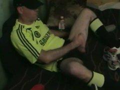 Irish Soccer Jerk-Off
