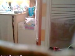 Hidden Bathroom Camera