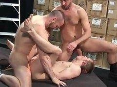 Owen, Brandon and Mason Raw