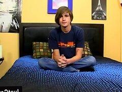 Twink video Twenty yr old Alex Hunter is a