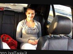 FakeTaxi - Backseat sex on public roadside