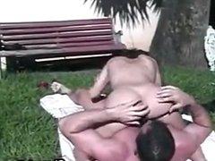 Jacked Guy Fucking A Shemale