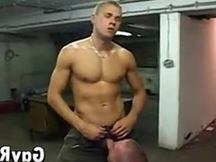 Blowjob In The Parking Garage