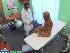 FakeHospital - Doctor finishes what the nurse