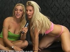 Sami J & Victoria Summers on screen together