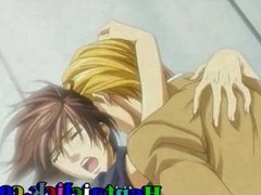 Hentai gay sex anal tearing cock juice fucked