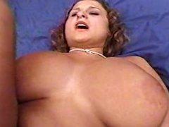 Cassandra very big natural tits