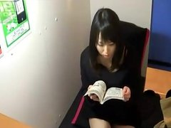 novel rental store girls masturbate - Japan