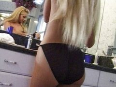 Blond and anal active