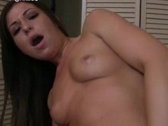 Two guys tag teamed amateur college girl
