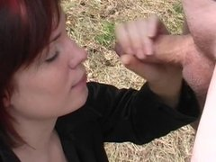 pickup and fuck red head girl