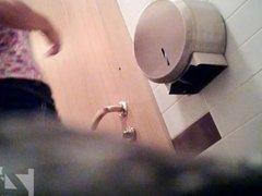 Peeping in the toilet 1724
