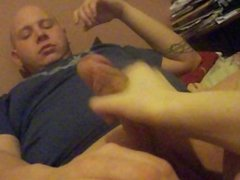 Cheating wife fucking her new man