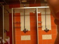 women in shower 1189