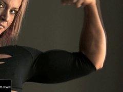 Amanda Folstad Bedroom Skin Tight