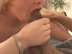 BBW babe in corset fucked in her ass