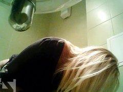 Peeping in the toilet 1591