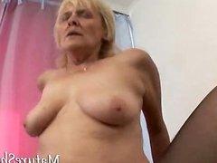 granny plumper on top
