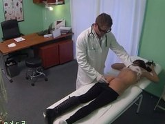 Female patient banged by doctor