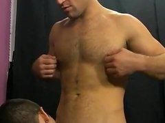 Hot gay scene Austin Tyler was in the mood
