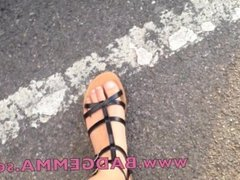 Bad Gemma new gladiator sandals