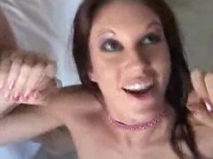 Taylor Rain Gets Her Hands Full